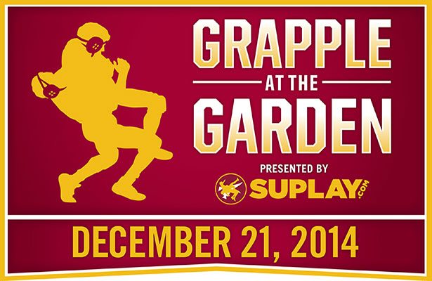 Grapple at the Garden 2014