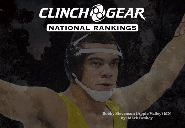 Clinch Gear National High School Individual Wrestling Rankings