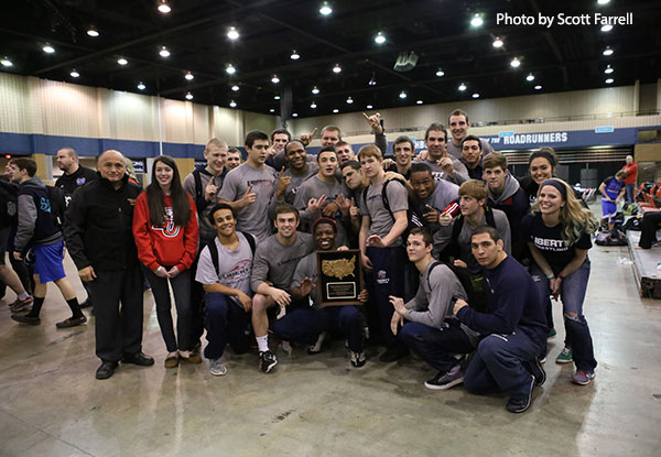 2015 NCWA National Duals