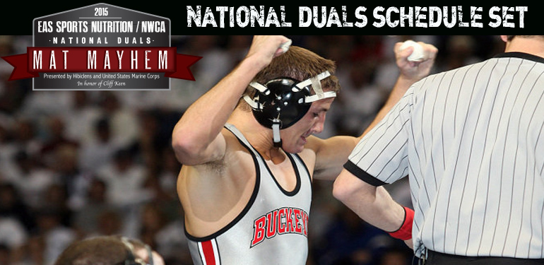 NWCA National Duals