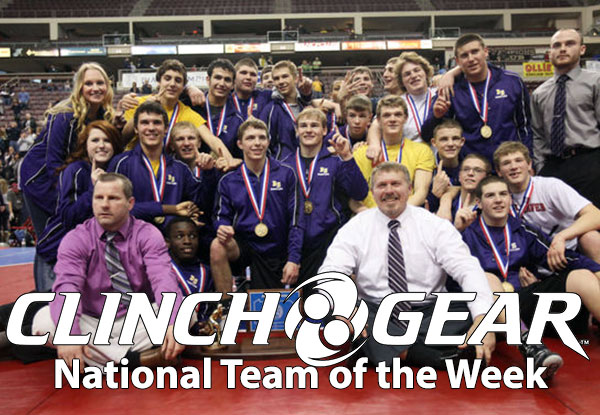 Clinch Gear Team of the Week
