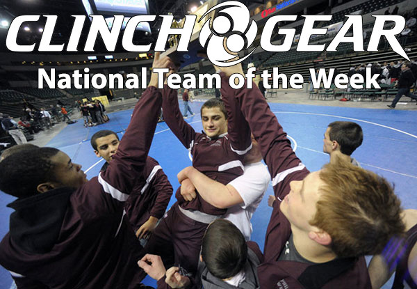 Clinch Gear National Wrestling Team of the Week