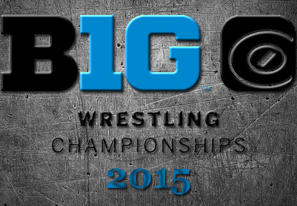 2015 Big Ten Wrestling Championships