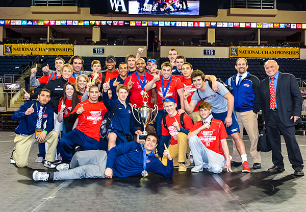 2015 NCWA Nationals