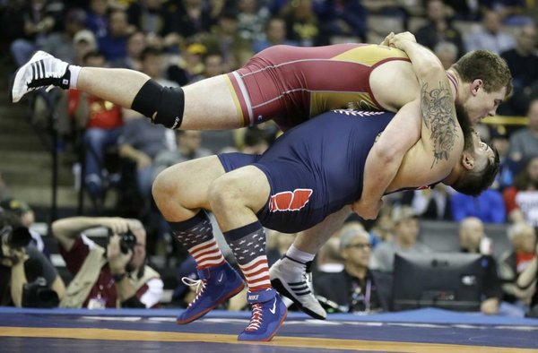 Robby Smith - USA Wrestling
