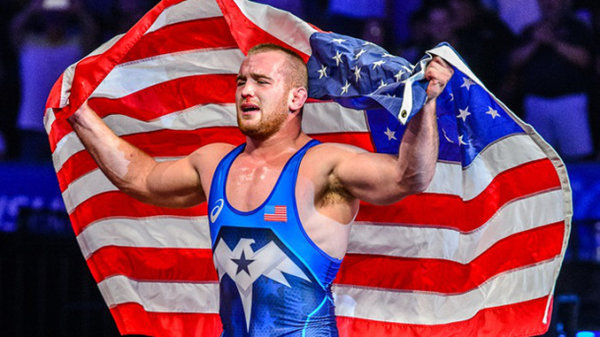 Kyle Snyder USA Wrestling