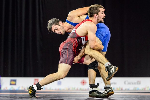 Brent Metcalf - Team USA