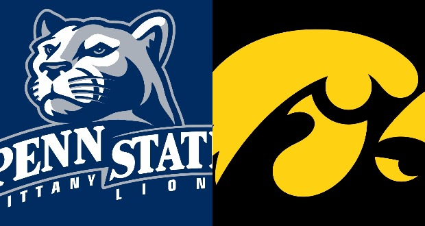 Penn State vs. Iowa