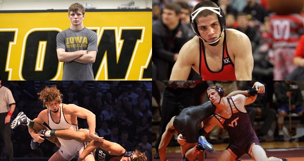 Top 10 NCAA D1 Wrestling Matches to Watch This Week - Jan ...