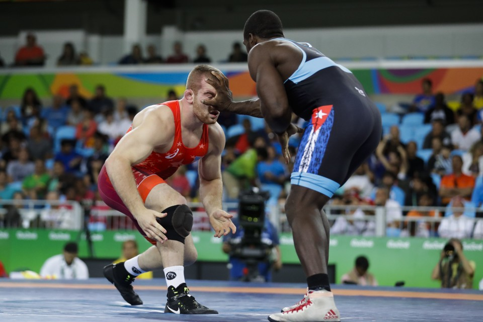 Kyle Snyder - Team USA