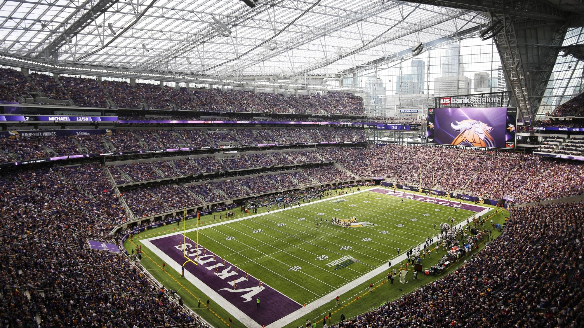 Us Bank Stadium In 2020 An Experiment With A Lot Of