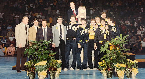 1986 Iowa Hawkeyes
