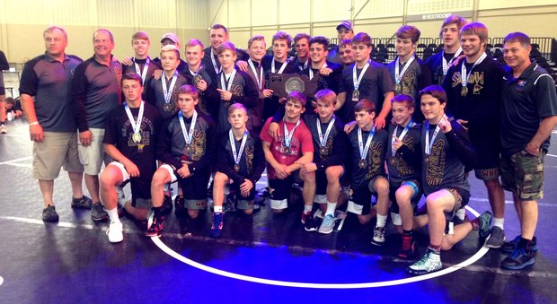 Minnesota, 2017 Jr Duals FS Champs