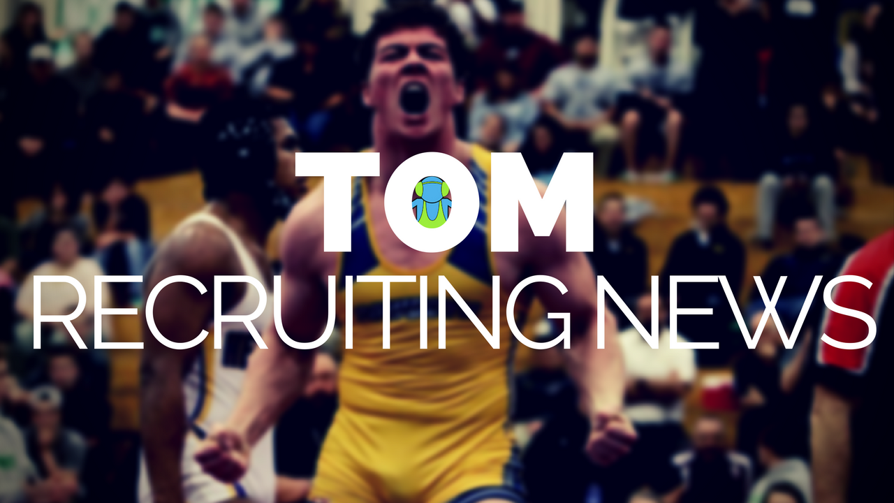 Tom S Recruiting News April 15th 2018 The Open Mat
