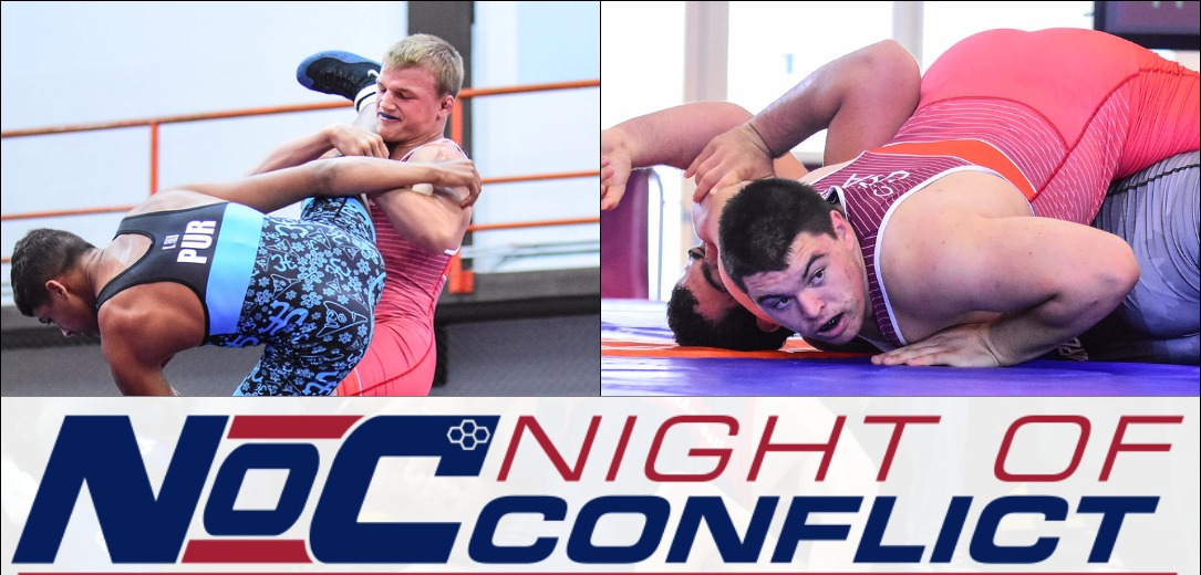 Night of Conflict 3