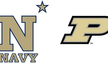 Navy and Purdue