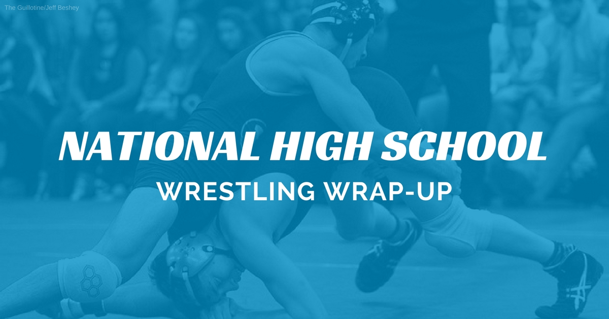 HS Wrestling Wrap-Up