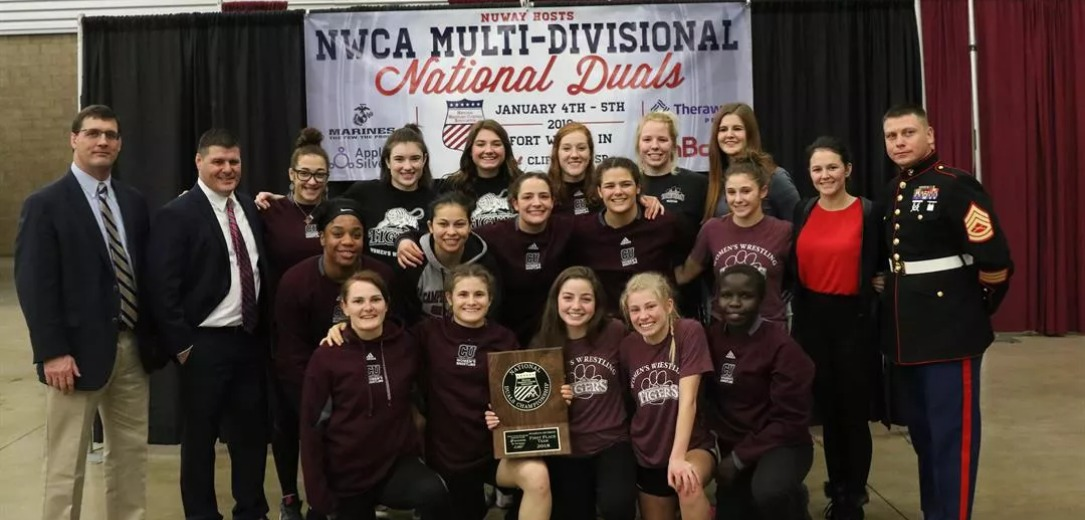 Campbellsville - 2018 National Dual Champions