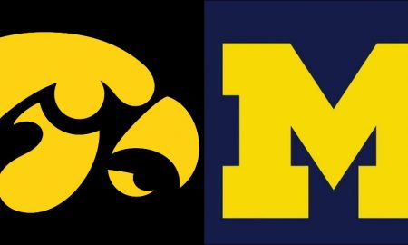 Iowa vs. Michigan