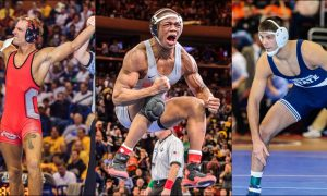 The Last Six NCAA DI Wrestlers to Win a Title After Taking at Least Six Losses