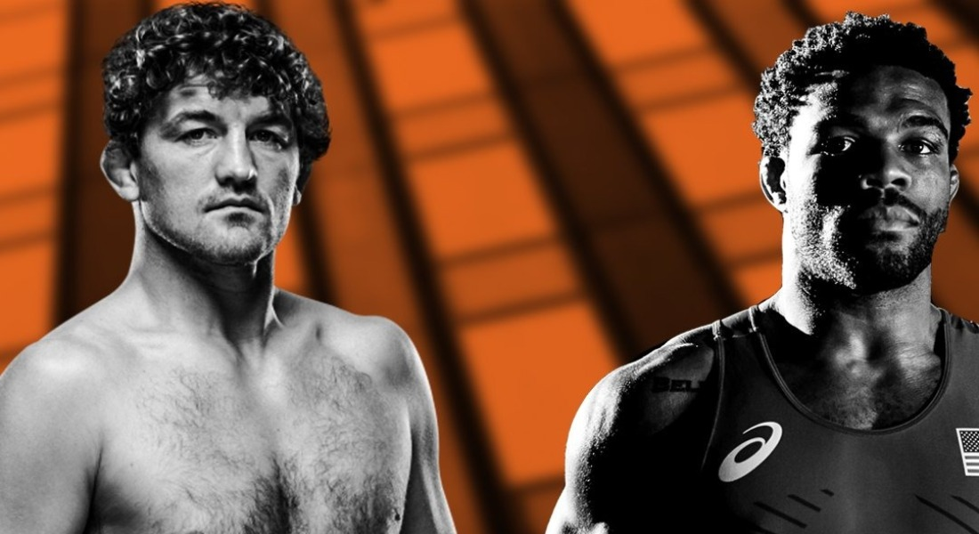 65af25e5765604 Askren Burroughs to Meet at Beat the Streets NY on May 6th - The ...